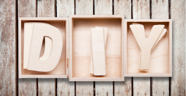 diy more than working with your hands it s the greener option