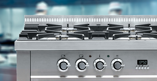 Cooking - Commercial kitchen range | Appareils | Énergir